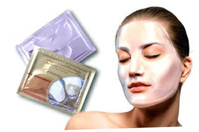коллагеновый пилинг маска