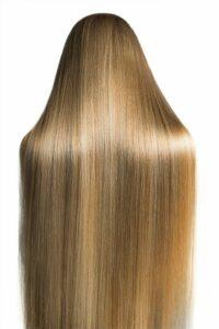 фото после наращивания волос