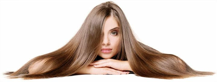 длинные волосы после наращивания