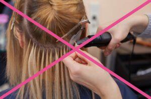 азиатские / европейские волосы для наращивания