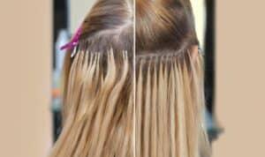 волосы нуждающиеся в коррекции после наращивания