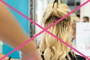 Вредно ли наращивание волос?