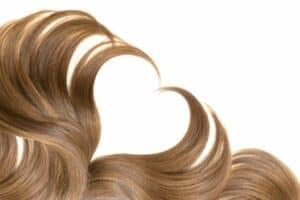 срез волос для наращивания