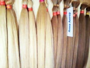 Наращивание волос на дому спб