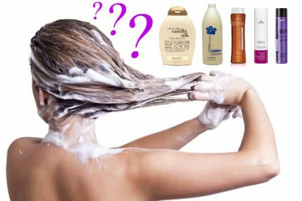 Безсульфатный шампунь список после ботокса для волос