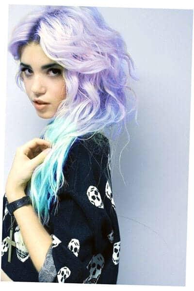 модные тренды в окрашивании волос